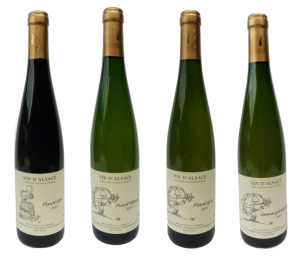 Ginglinger vinhos