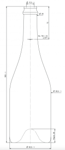 desenho-tecnico-champanhe